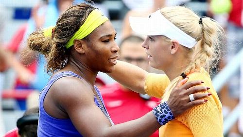 Serena Williams: Tennis star pulls off amazing split on New York magazine cover