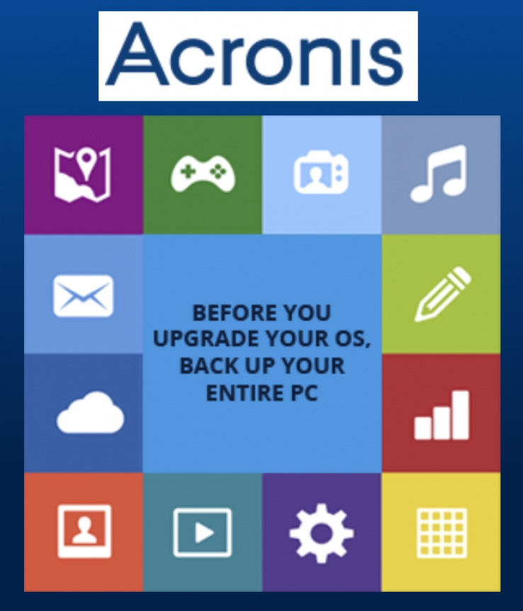 Good Acronis advice to follow before Windows 10 upgrade