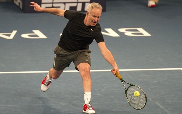 John McEnroe I could still beat Serena Williams