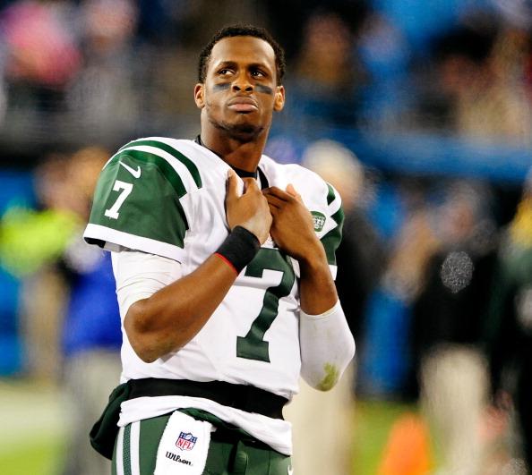 New York Jets quarterback Geno Smith