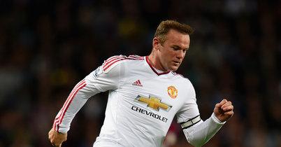 Wayne Rooney No shots for Manchester United at Aston Villa