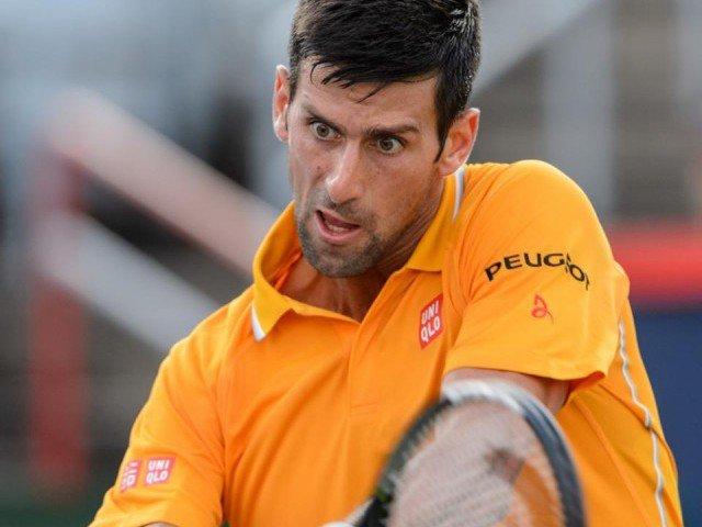 World No. 1 defeats Thomaz Bellucci 6-3 7-6