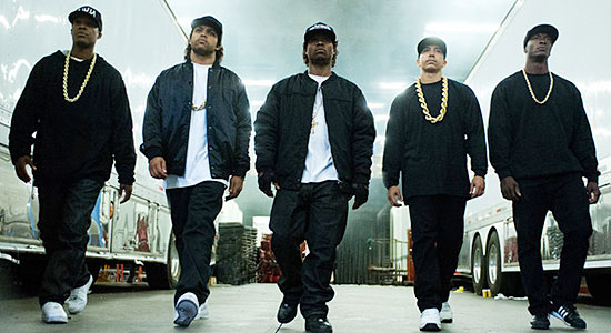 How 'Straight Outta Compton' showed the box-office muscle of a superhero film