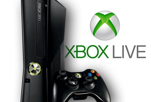 Xbox 360 Xbox Live Down