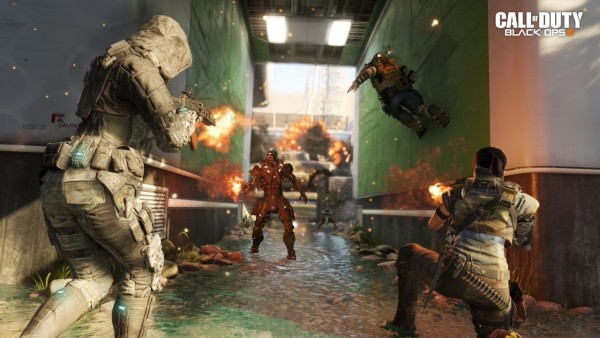 'Call of Duty: Black Ops 3' Beta Goes Live with Official PS4 Theme; PC, XBOX
