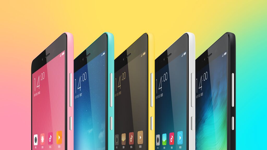 Xiaomi launches Redmi Note 2 and Prime Redmi Note 2