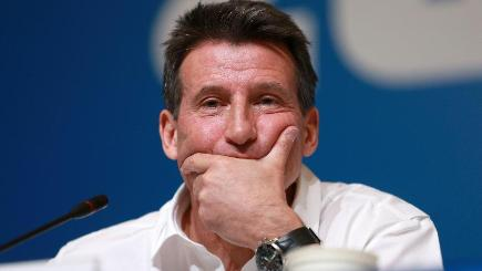 Lord Coe has been criticised for his comments