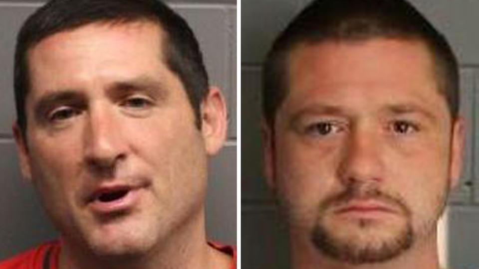 Invoking Trump, 2 men beat up homeless man