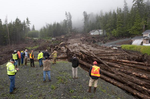 4 People Missing After Landslide In Southeast Alaska | The Weather Channel