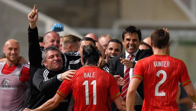 Celebrations Wales
