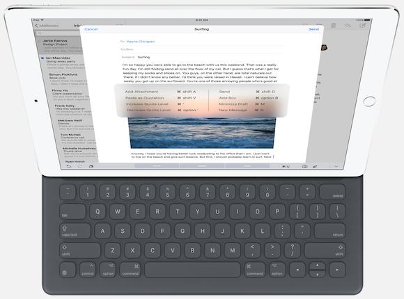 Ipad Pro W Keyboard
