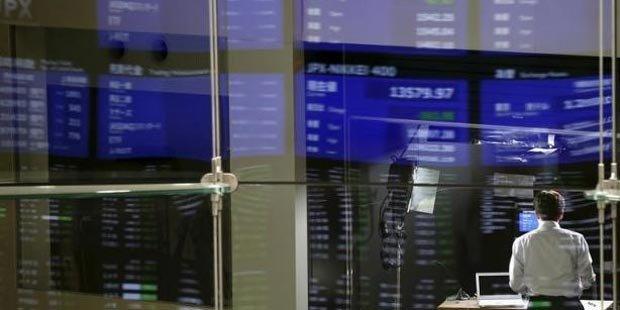 Asian shares slump dollar gains as Yellen revives rate talk