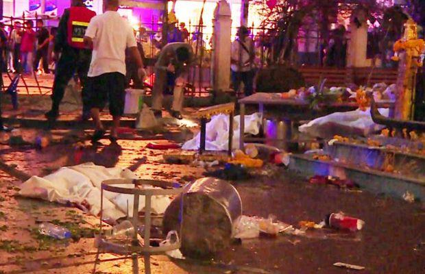Bangkok blast case