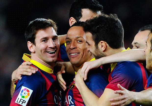 Barcelona handed Alba fitness boost
