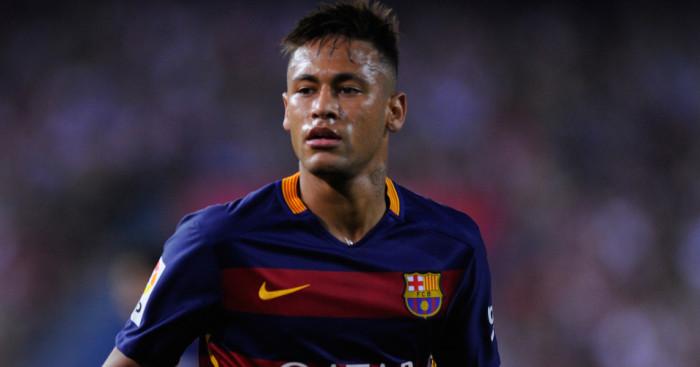 Neymar Admitted United talks