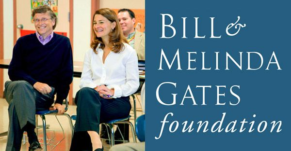 Created in 2000 by Microsoft Corp co-founder Bill Gates and his wife Melinda the foundation focuses on improving education and health and reducing poverty