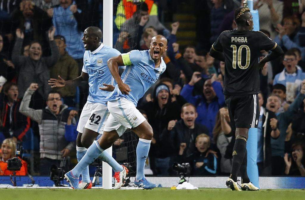 #360fans: Manchester City vs Juventus - Champions League - UAE Supporters Club
