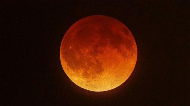Super'Blood Moon Lunar Eclipse