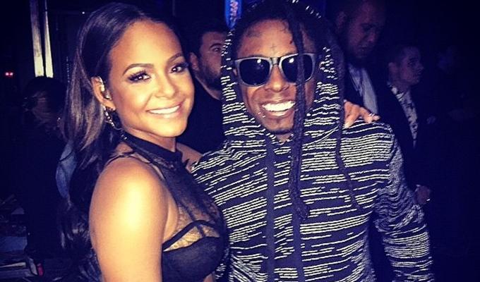 Christina Milian And Lil Wayne Call It Quits