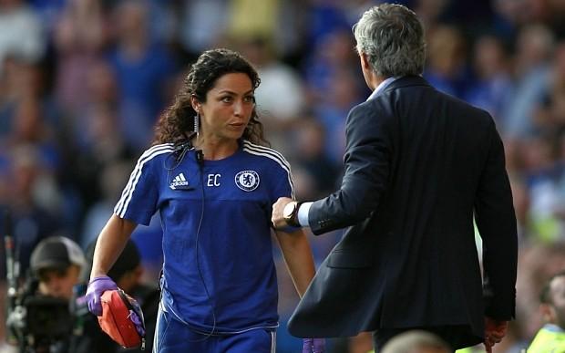 Eva Carneiro Chelsea Jose Mourinho