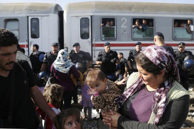 Croatia says it can take no more migrants