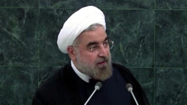 Rouhani nuke