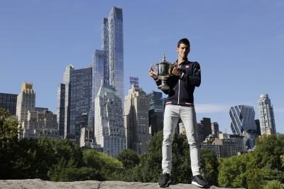 Pennetta, Vinci soar up WTA rankings; Djokovic, Federer 1-2