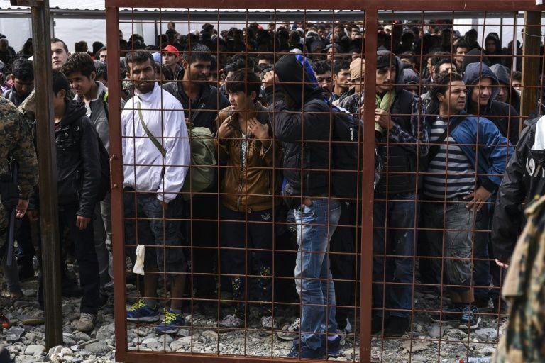 Europe migrant crisis in spotlight at UN