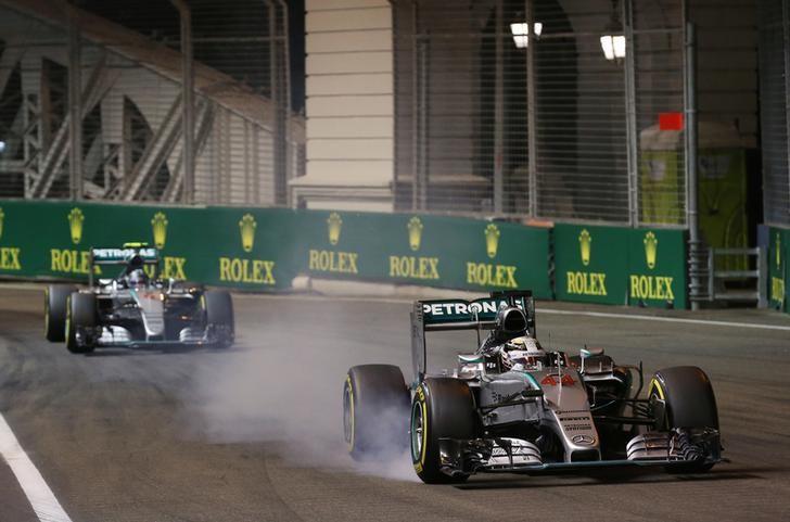 Formula 1: 'It's the Tire, We'll Prove it in Suzuka' Says Mercedes