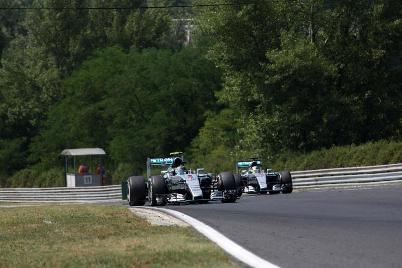 Rosberg I can turn it around