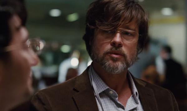 Surprise Oscar Entry: Paramount Sets Christian Bale, Brad Pitt, Steve Carell