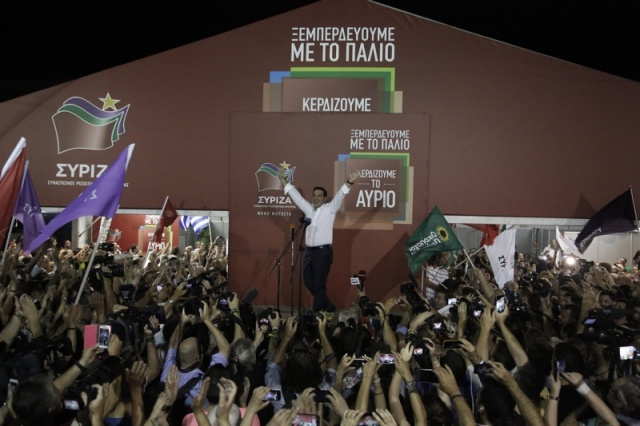 Bulgaria SYRIZA Wins Most Votes in Greece's Snap Election