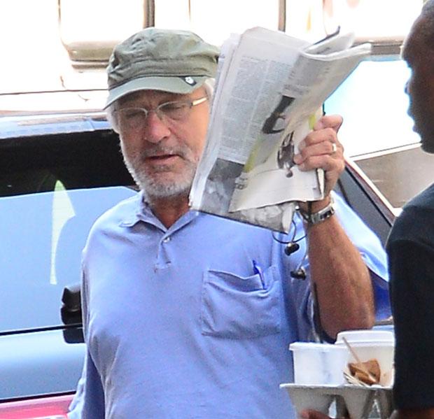 Robert De Niro Hates Interviews