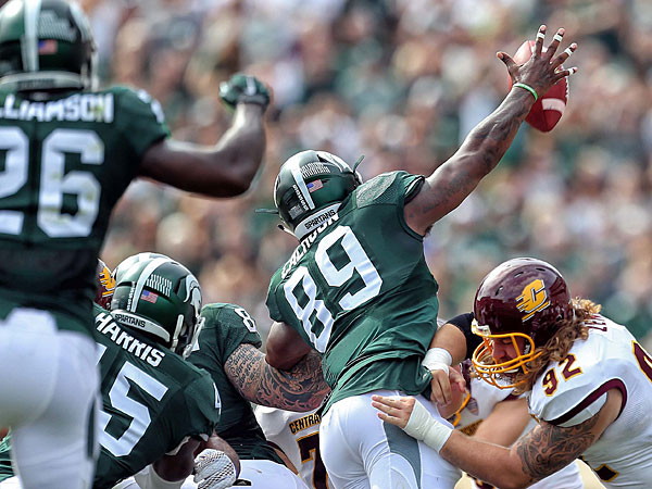 Central Michigan at Michigan State