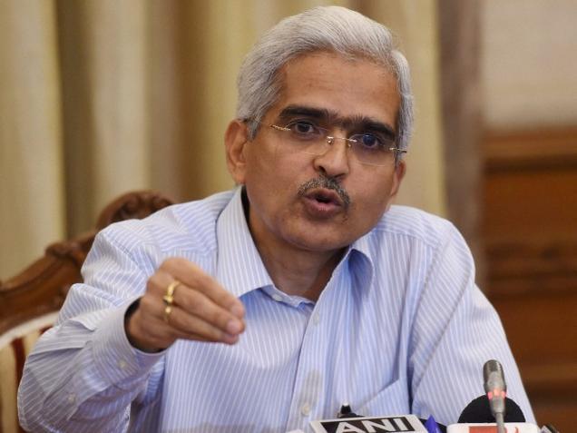 Revenue Secretary Shaktikanta Das