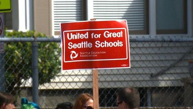 Seattle teachers strike