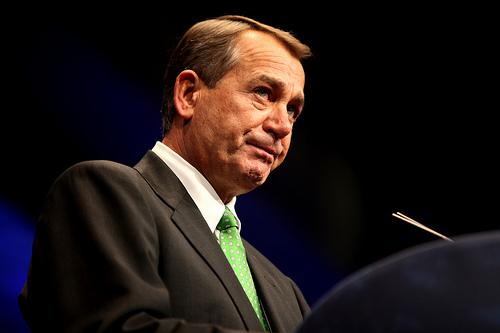 John Boehner to GOP: 'The Bible Says Beware of False Prophets'
