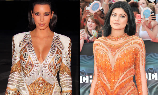 Kim Kardashian Admits To Kylie Jenner That She's 'Dethroned' Her & Talks About