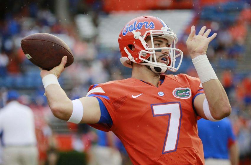 Florida Gators name Will Grier starting QB vs Kentucky