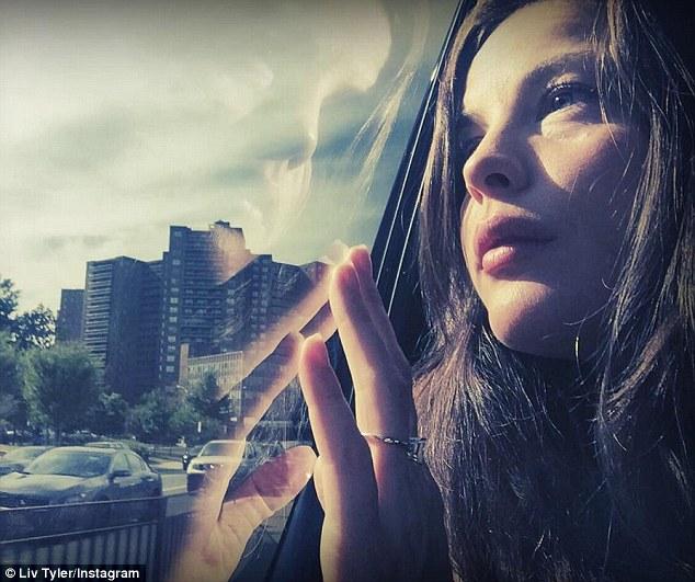 Liv Tyler Is Secretly Engaged!