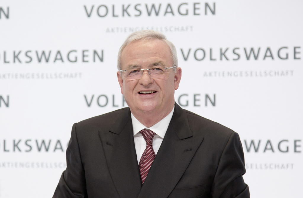 Report – Winterkorn wanted Volkswagen to be tops but got too greedy