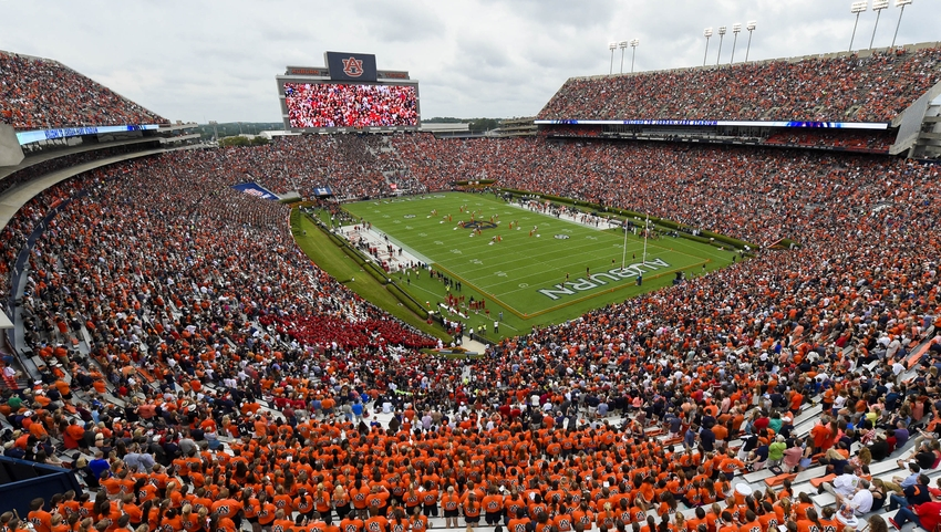 The Video Board in Auburn Has Made All The Difference