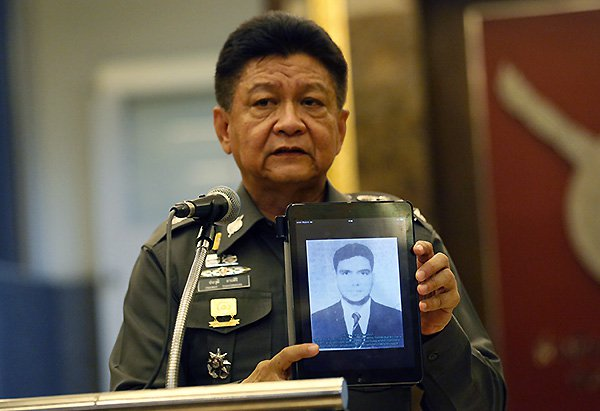 Thai, Turkish officials dispute Bangkok bomber whereabouts