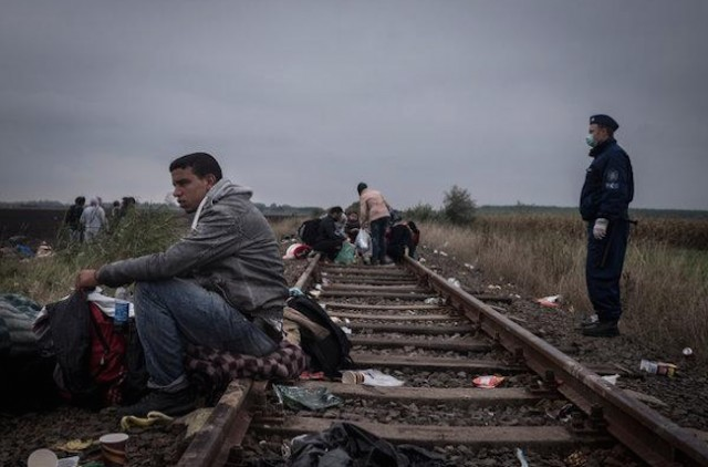 EU interior ministers set for showdown on refugee redistribution