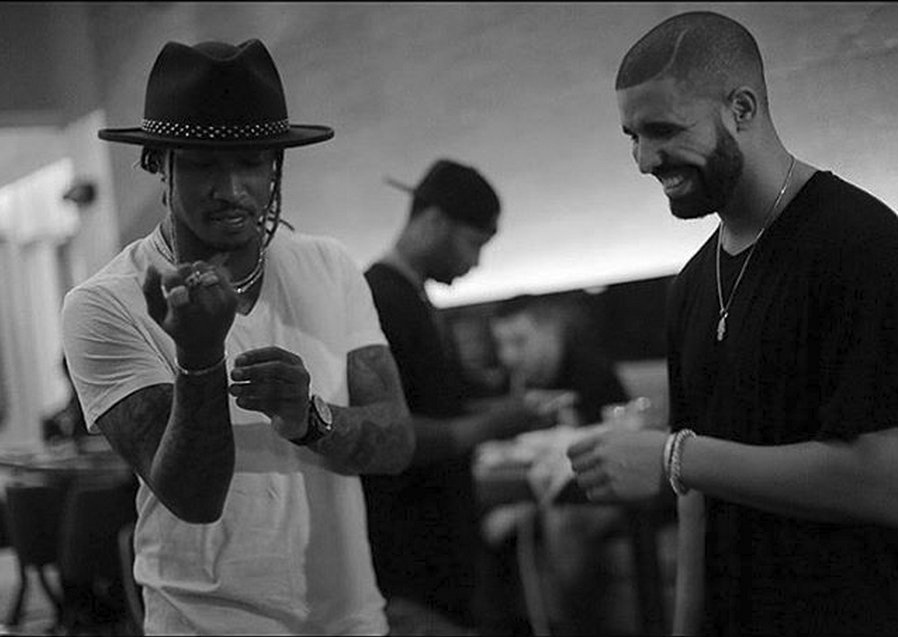 Future Hendrix and Drake