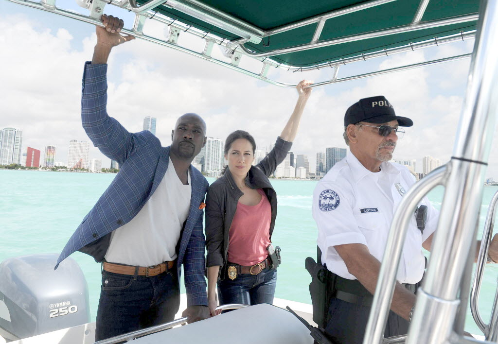 'Rosewood' First Look: Inside Morris Chestnut's New Fox Drama (VIDEO)