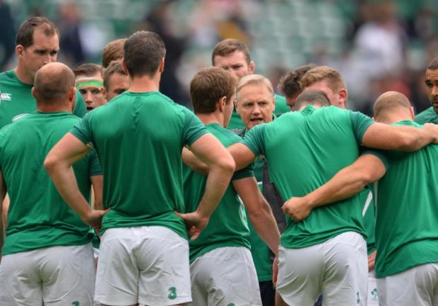 Rugby World Cup 2015 Ireland make 12 changes for Romania clash