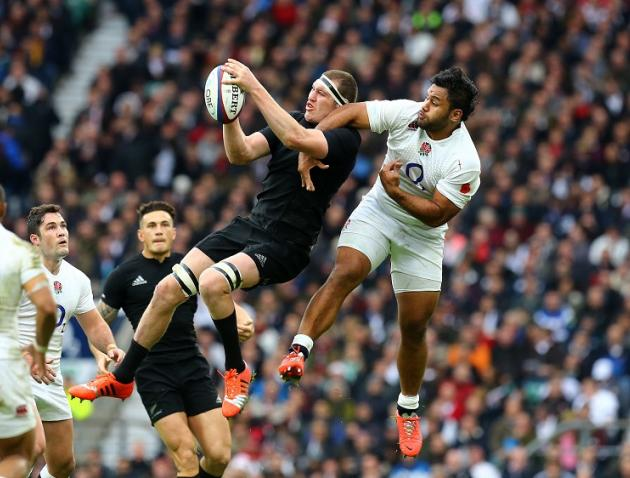 O2 unveils giant bet on England's World Cup rugby team