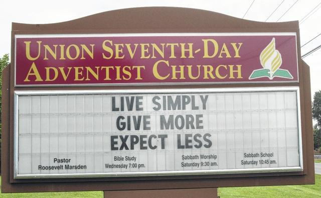 Faith at work: Saturday, Sept. 19, 2015