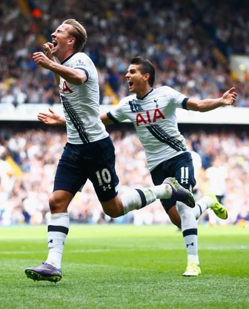 Tottenham rallies to beat Man City 4-1 in Premier League